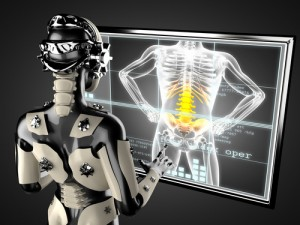 robot-guided, spinal column, back surgery, physical therapy, laser, Houston